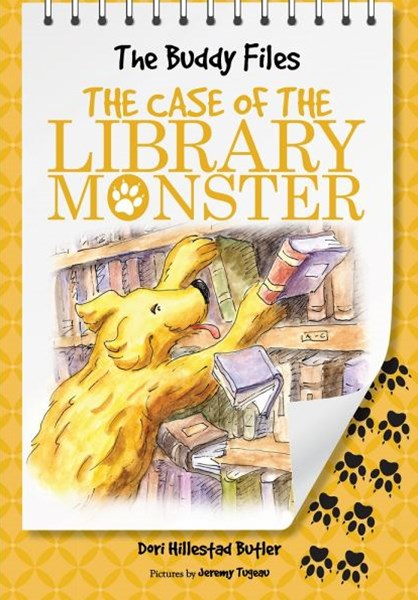 The Case of the Library Monster