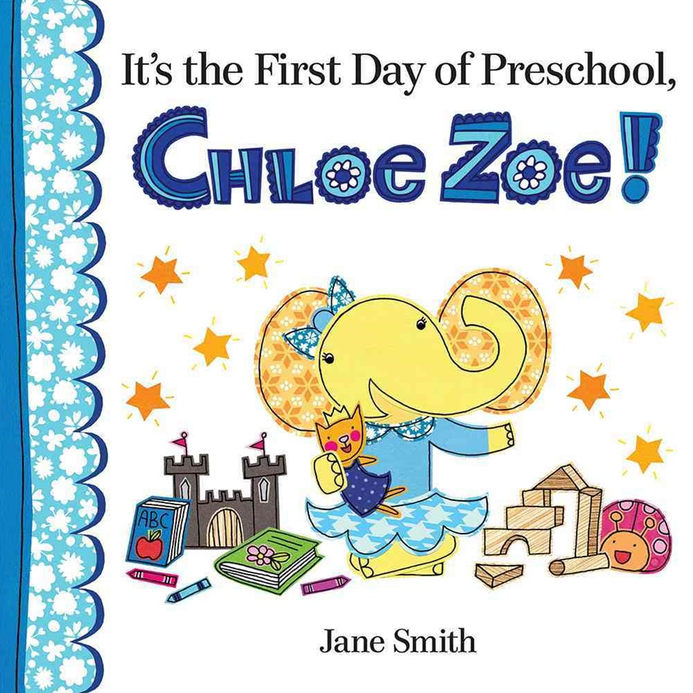 It's the First Day of Preschool, Chloe Zoe!