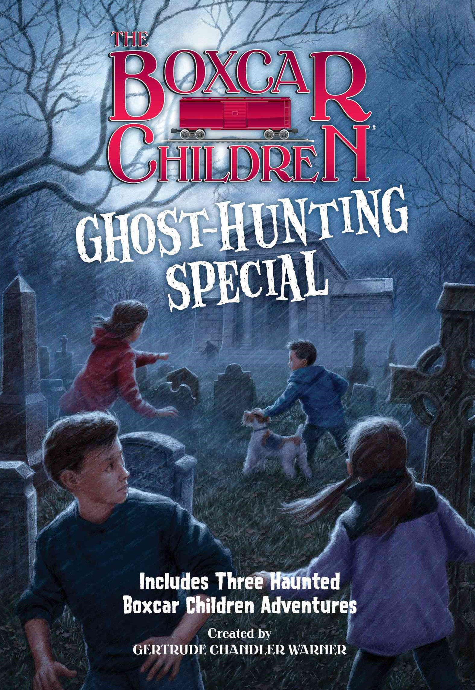 The Ghost-Hunting Special