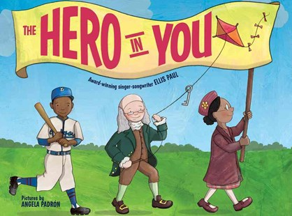 The Hero in You - Non-Fiction Art & Activity