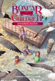 Houseboat Mystery by Gertrude Chandler Warner, David Cunningham (9780807534137) - PaperBack - Children's Fiction Older Readers (8-10)