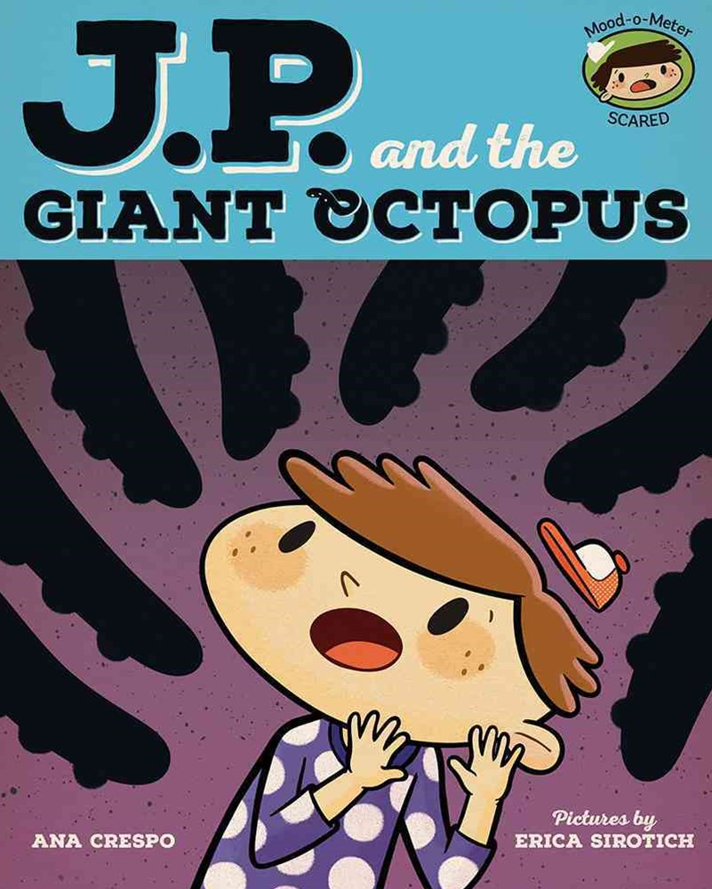 JP and the Giant Octopus