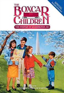 The Mystery in Washington, D. C. by Gertrude Chandler Warner, Charles Tang (9780807554104) - PaperBack - Children's Fiction Older Readers (8-10)
