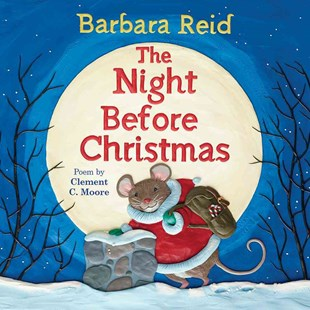 The Night Before Christmas - Children's Fiction Classics