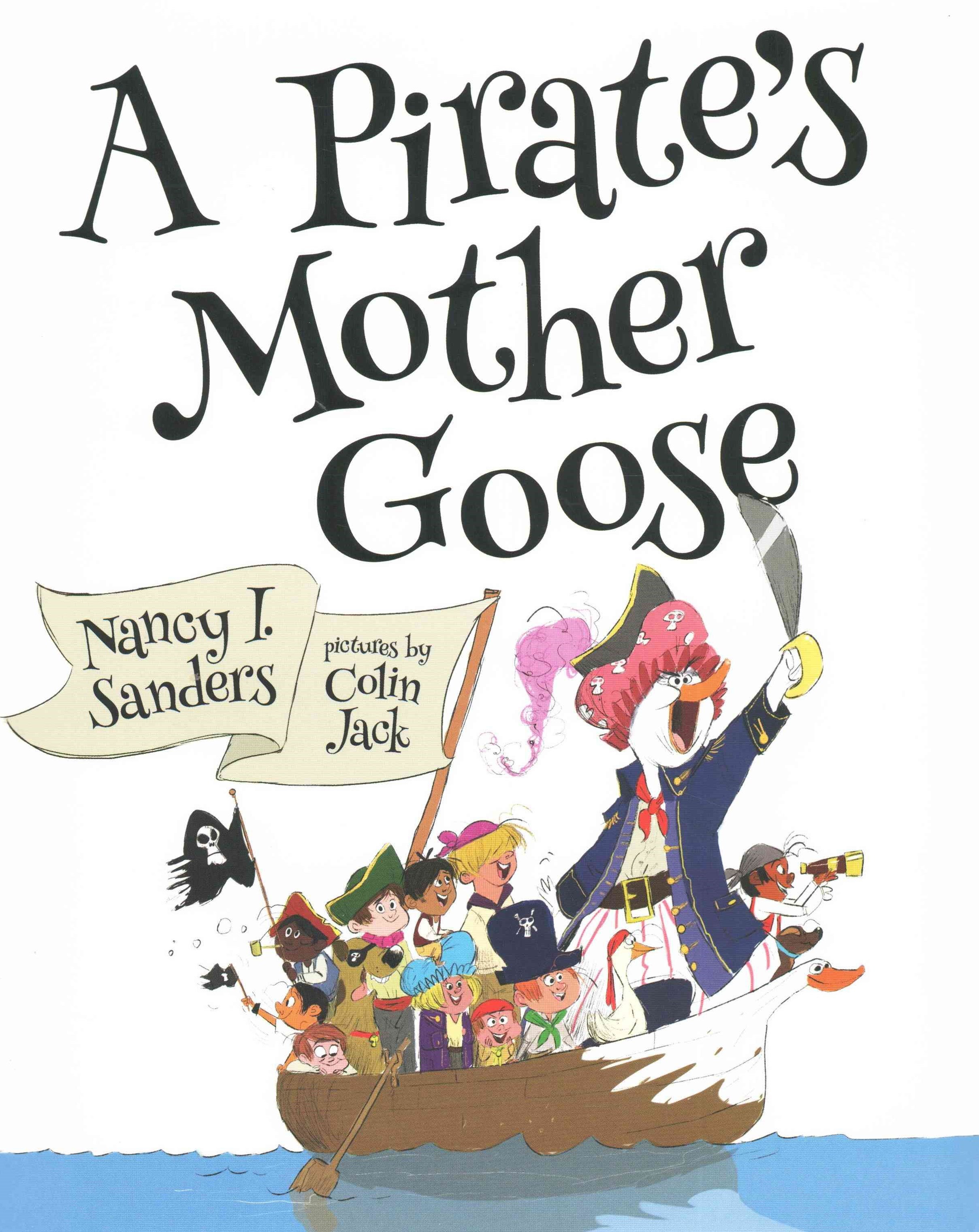A Pirate's Mother Goose