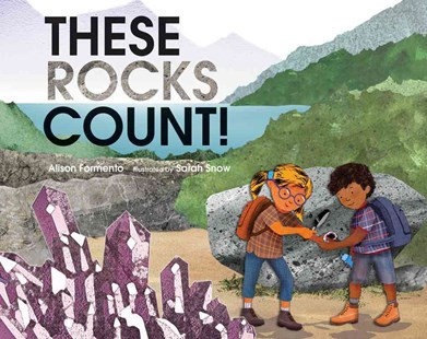 These Rocks Count! - Children's Fiction Intermediate (5-7)
