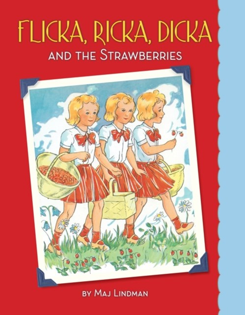 (ebook) Flicka, Ricka, Dicka and the Strawberries