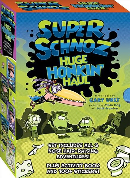Super Schnoz Boxed Set #1-3