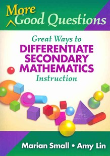 More Good Questions by Maran Small, Amy Lin (9780807750889) - PaperBack - Education Teaching Guides