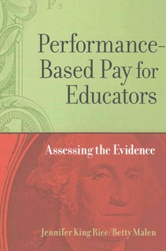Performance-Based Pay for Educators