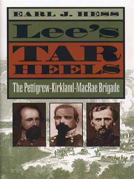(ebook) Lee's Tar Heels