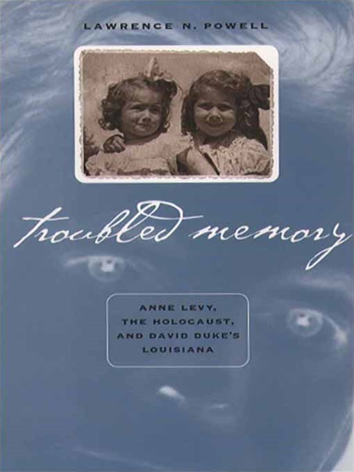 (ebook) Troubled Memory