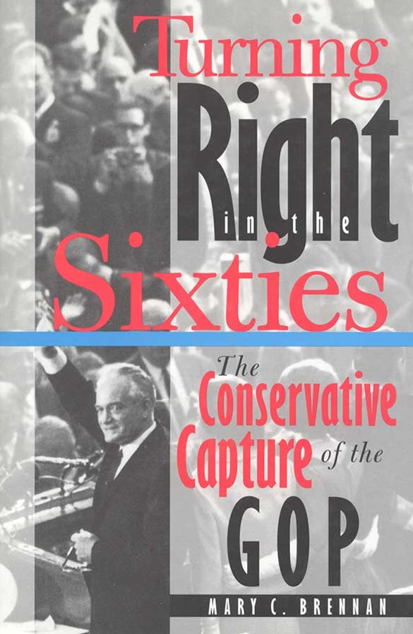 (ebook) Turning Right in the Sixties