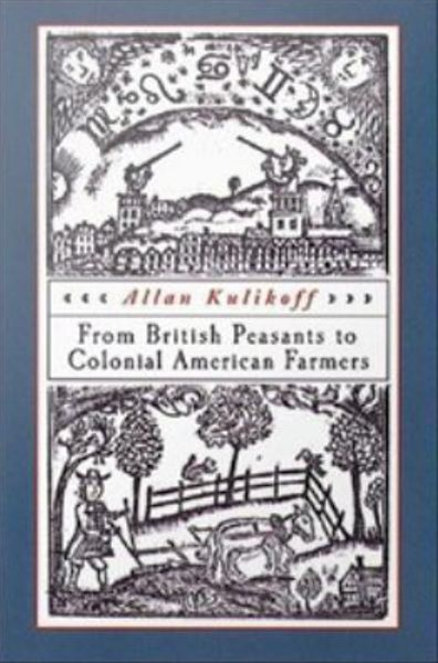 (ebook) From British Peasants to Colonial American Farmers