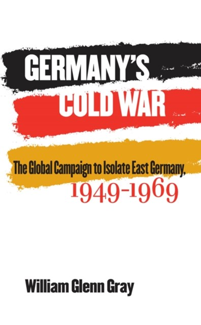 (ebook) Germany's Cold War
