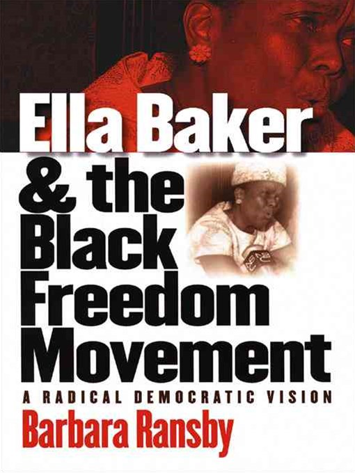 (ebook) Ella Baker and the Black Freedom Movement