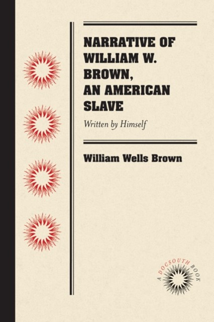 (ebook) Narrative of William W. Brown, an American Slave