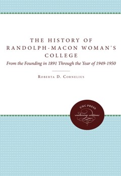 History of Randolph-Macon Woman