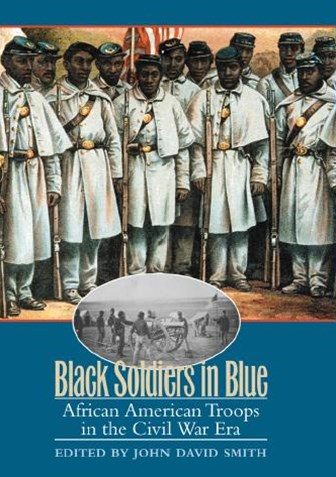 Black Soldiers in Blue