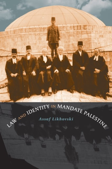 (ebook) Law and Identity in Mandate Palestine