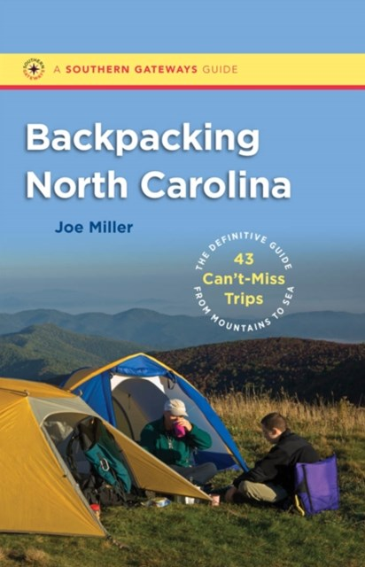 (ebook) Backpacking North Carolina