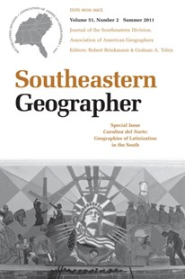 (ebook) Carolina del Norte:  Geographies of Latinization in the South - History North America