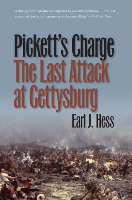 (ebook) Pickett's Charge--The Last Attack at Gettysburg
