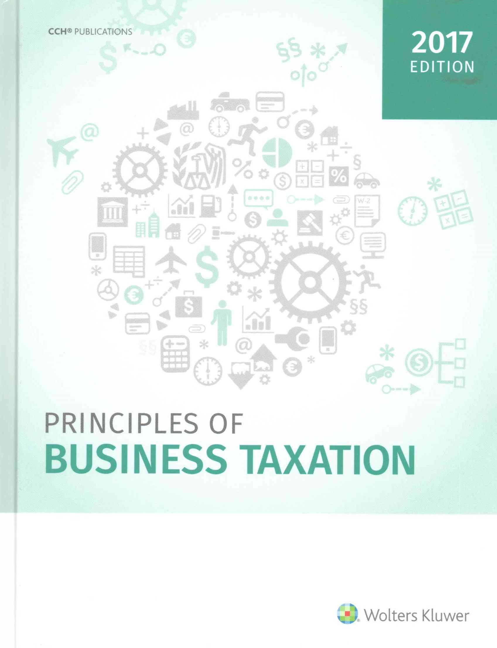 Principles of Business Taxation (2017)