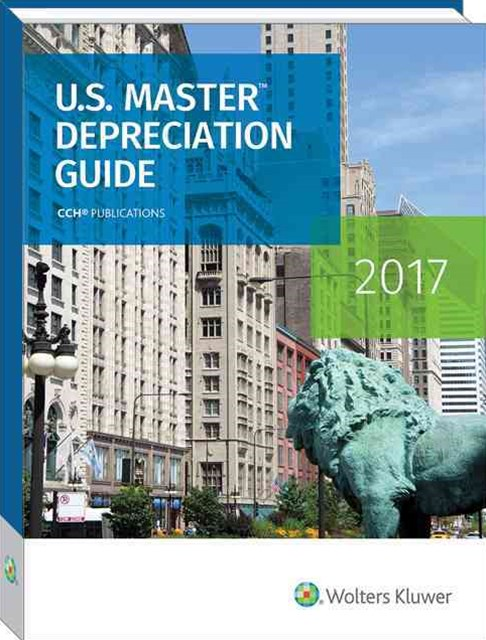 U. S. Master Depreciation Guide (2017)