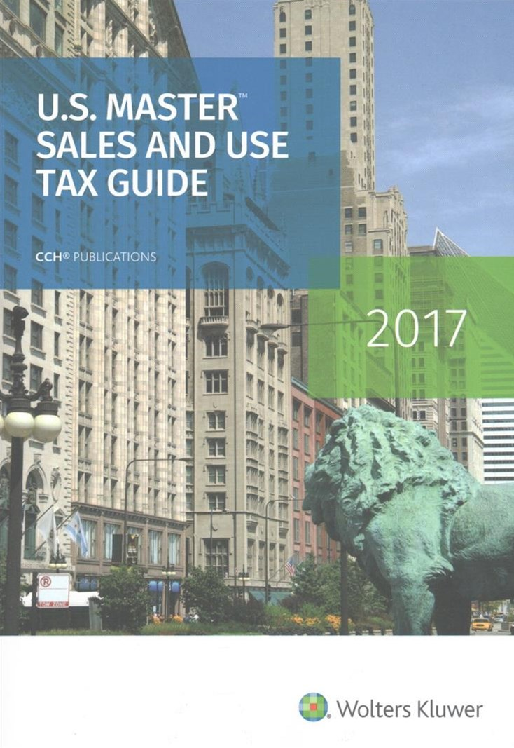 U.s. Master Sales and Use Tax Guide 2017