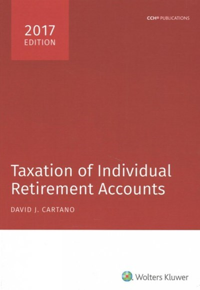 Taxation of Individual Retirement Accounts 2017