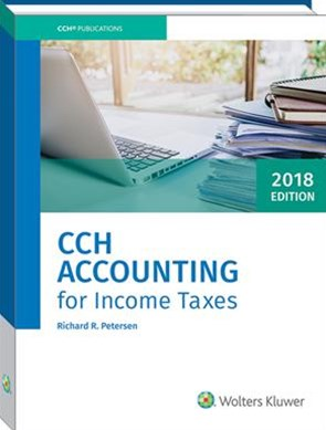 Cch Accounting for Income Taxes 2018