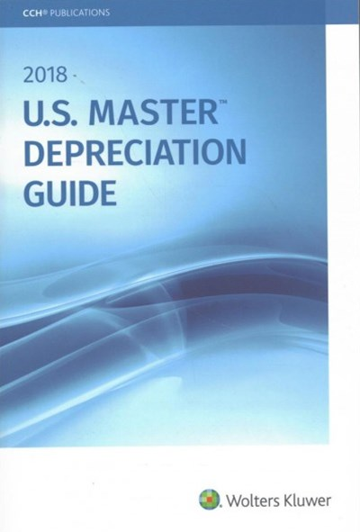 U.S. Master Depreciation Guide 2018