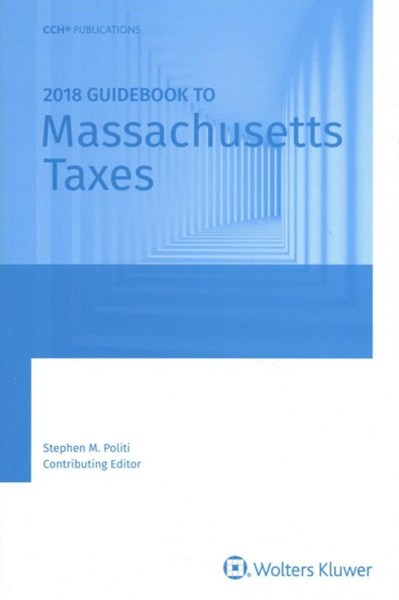 Guidebook to Massachusetts Taxes 2018