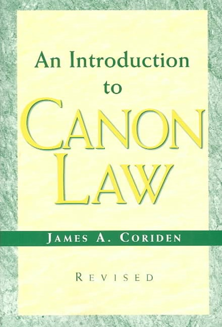 Introduction to Canon Law