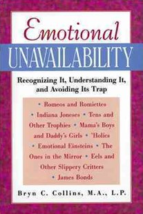 Emotional Unavailability by Bryn C. Collins (9780809229147) - PaperBack - Self-Help & Motivation
