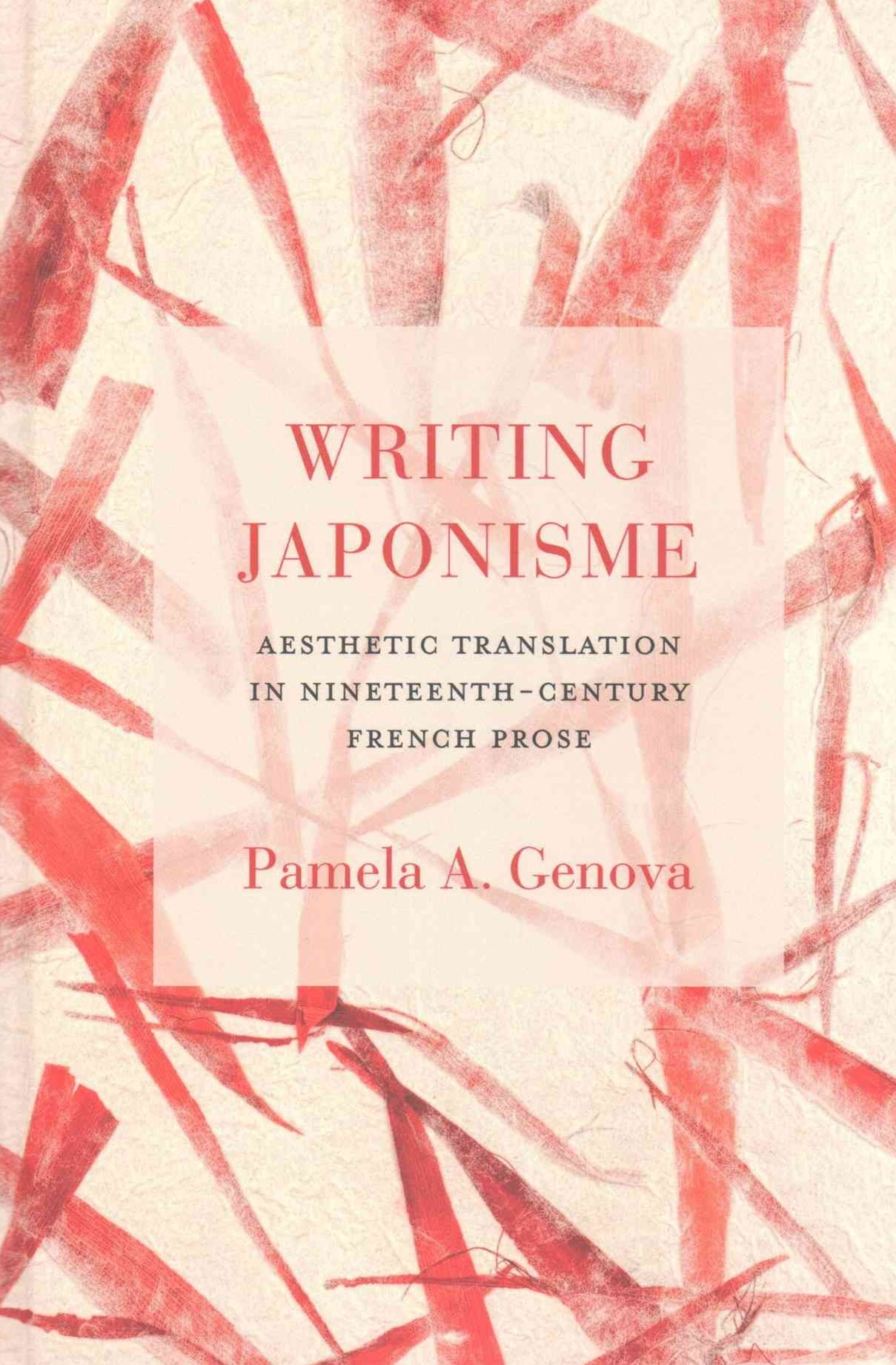 Writing Japonisme