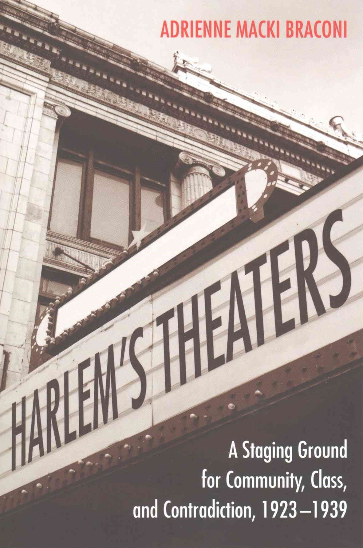 Harlem's Theaters