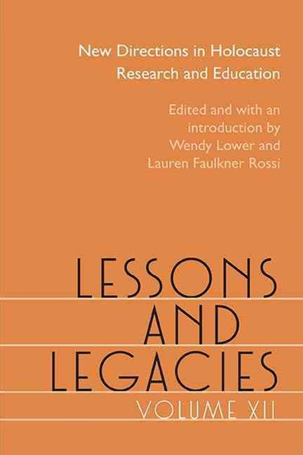 Lessons and Legacies XII