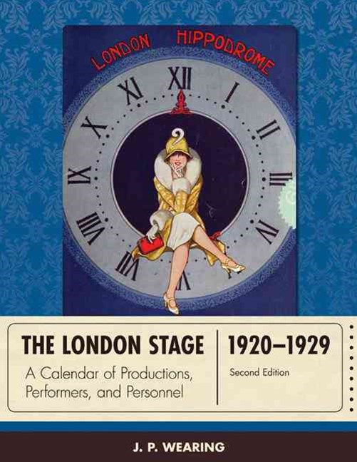 The London Stage, 1920-1929