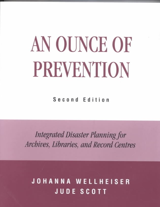 Ounce of Prevention