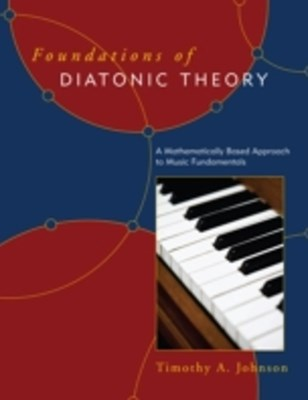 (ebook) Foundations of Diatonic Theory