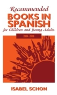 (ebook) Recommended Books in Spanish for Children and Young Adults - Education Trade Guides