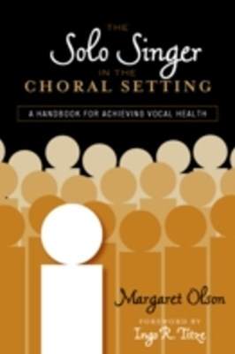 (ebook) Solo Singer in the Choral Setting