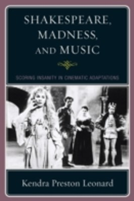 (ebook) Shakespeare, Madness, and Music