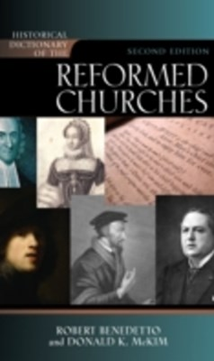 (ebook) Historical Dictionary of the Reformed Churches