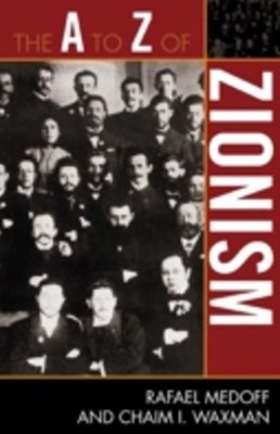 A to Z of Zionism