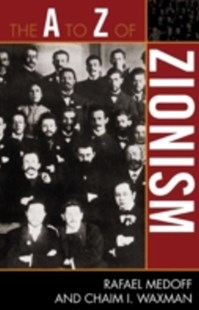 (ebook) A to Z of Zionism - History Middle Eastern