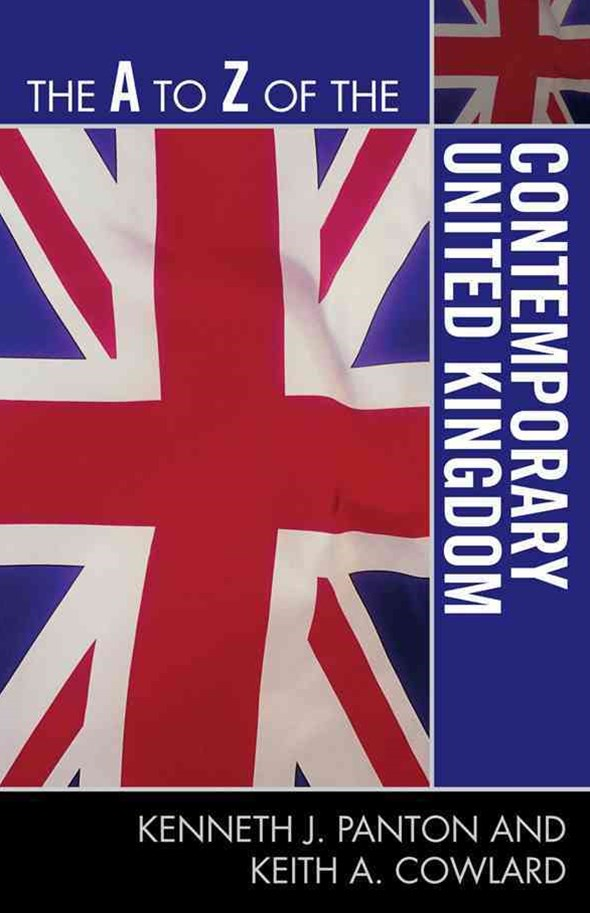 The A to Z of the Contemporary United Kingdom