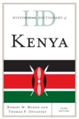 Historical Dictionary of Kenya